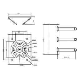 PFA150 dimension