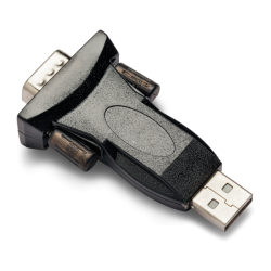 Adapteris USB / RS232
