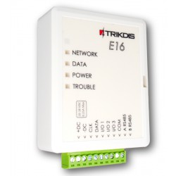 Ethernet komunikatorius E16