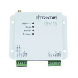 Valdiklis GV15 su antena ANT04