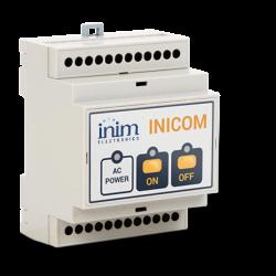 Nuotolinis avarinių / evakuacinių šviestuvų valdiklis INICOM