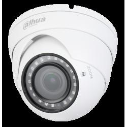 HD-CVI vaizdo kamera kupolinė, 2 MP, zoom, HAC-HDW1200R-VF