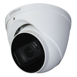 HD-CVI vaizdo kamera kupolinė, 8 MP (4K), zoom, HAC-HDW2802T-Z-A