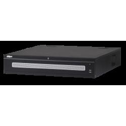 IP vaizdo kamerų įrašymo įrenginys, 8 HDD, 64 kan., NVR608R-64-4KS2