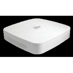 IP vaizdo kamerų įrašymo įrenginys, 1 HDD, 8 kan., 4 PoE, NVR4108-P-4KS2