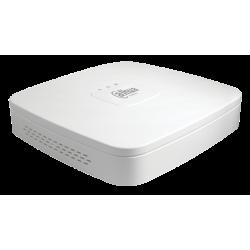 IP vaizdo kamerų įrašymo įrenginys, 1 HDD, 4 kan., 4 PoE, NVR4104-P-4KS2