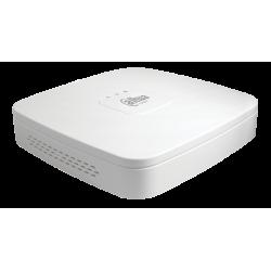 IP vaizdo kamerų įrašymo įrenginys, 1 HDD, 4 kan., NVR4104-4KS2