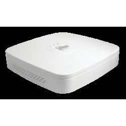 IP vaizdo kamerų įrašymo įrenginys, 1 HDD, 4 kan., NVR2104-4KS2