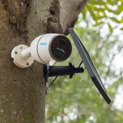 4G, 3G belaidė kraunama vaizdo kamera, 1080p, IP65, PIR, IR 10 m, Reolink Go