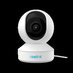 WiFi vaizdo kamera, 5 MP ZOOM 3x, IR 12 m, su judesio davikliu, mikrofonu, E1 Zoom
