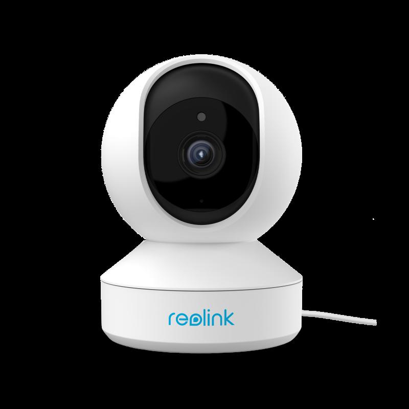 WiFi vaizdo kamera, 3 MP, IR 12 m, su judesio davikliu, mikrofonu, Reolink E1