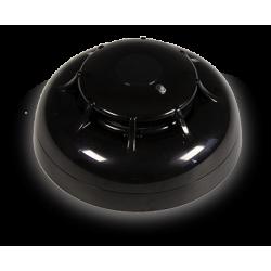 Adresinis optinis dūmų jutiklis, juodas ED100