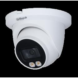IP kupolinė kamera, HDW3549TM-AS-LED, 5Mp, Full-color, LED
