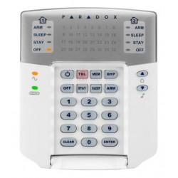Laidinė LED klaviatūra, 32 zonų, K32