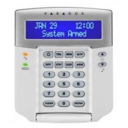 Laidinė LCD klaviatūra, 32 zonų,  K32LCD