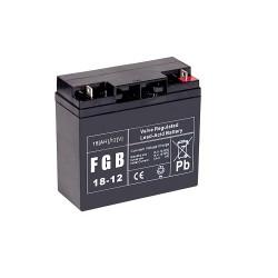 Akumuliatorius 12 V, 18 Ah, FGB 18-12