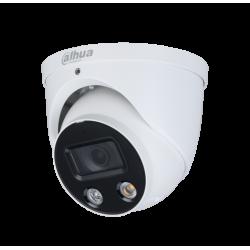 IP kamera 2 MP, 2.8 mm, su sirena ir švyturėliais HDW3249H-AS-PV