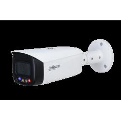 IP kamera 5 MP, 2.8 mm, su sirena ir švyturėliais HFW3549T1-AS-PV