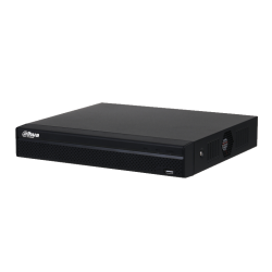 IP vaizdo kamerų įrašymo įrenginys, 1 HDD, 4 kan., 4 PoE, NVR4104HS-P-4KS2/L