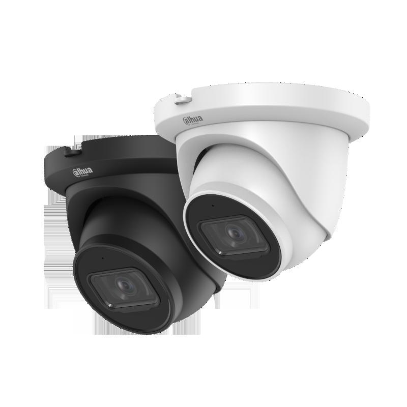 IP vaizdo kamera kupolinė, 5 MP, 2.8 mm, Lite AI, IPC-HDW3541TM-AS, juoda