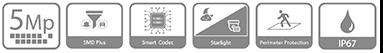 IPC-HDBW3541F-AS-M charakteristikos