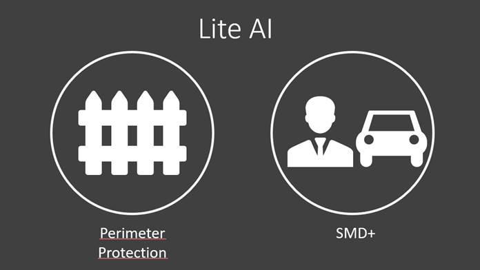 Lite AI funkcijos